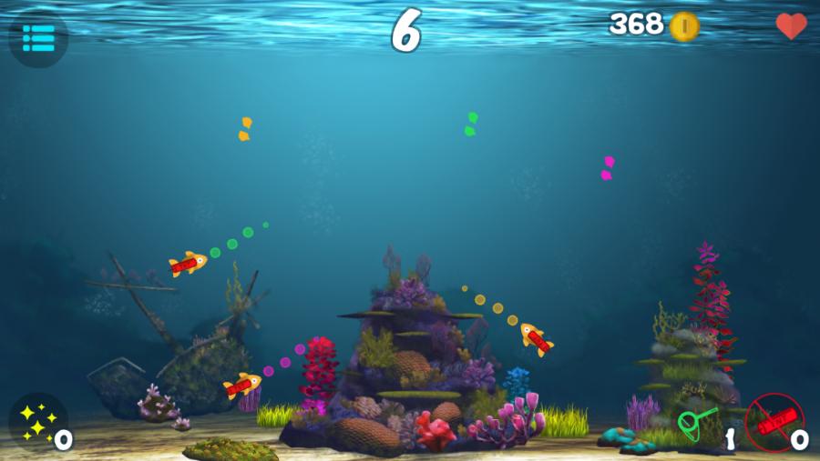 Don't Kill The Fish - Screenshot - Fish are Fine